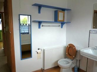London bathroom make-over before