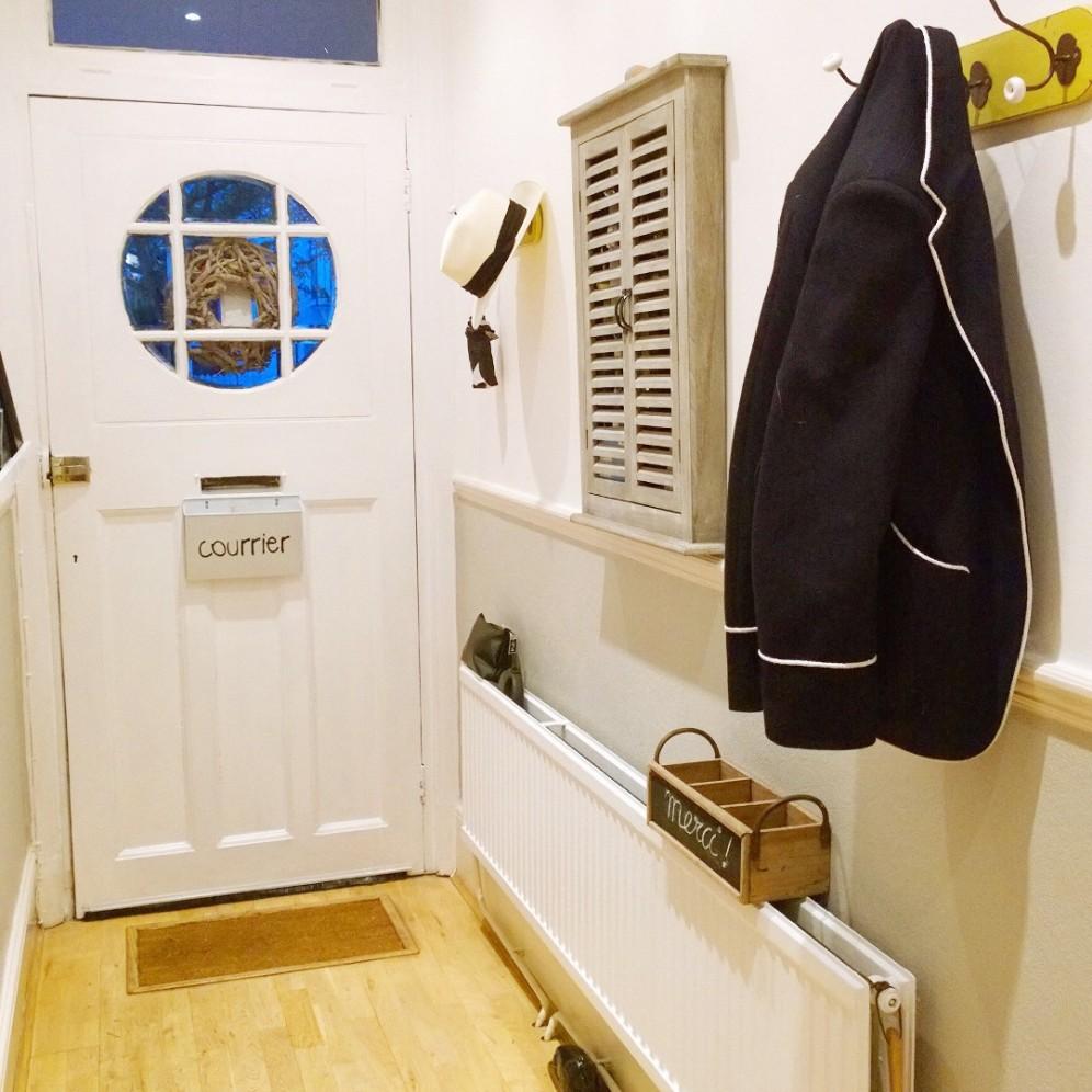 Entrance make-over-belle&cosy
